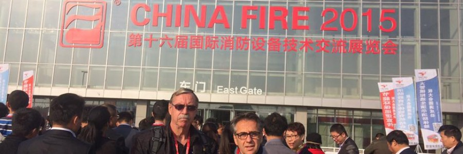 PSC au Salon CHINA FIRE 2015